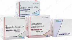NEUROPIN-100/300/400 ( Gabapentin Capsules U.S.P)