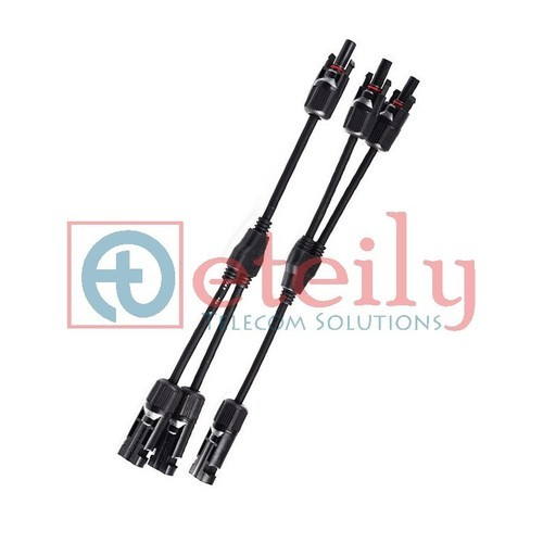 Solar Components Ip67 Mc4 Y Type Connector Manufacturer