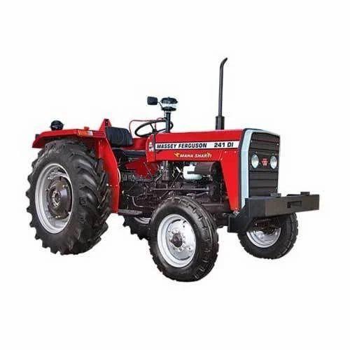 241 DI Massey Tractor