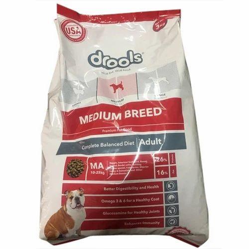 Drools Dog Food ड र ल स ड ग फ ड ड र ल स क त त क भ जन Luxmi Enterprises Panchkula Id 16095960973