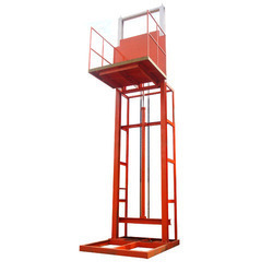 Gode Goods Lift, Capacity: 3-4 And 1-2 Ton
