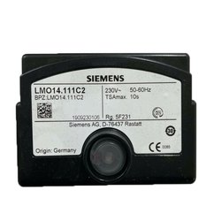 Siemens  LMO14.111C2 Burner Sequence Controller