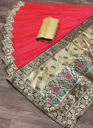 Silk Butti Saree