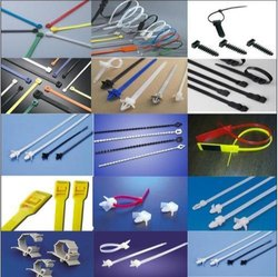 Cable-Ties and Glands