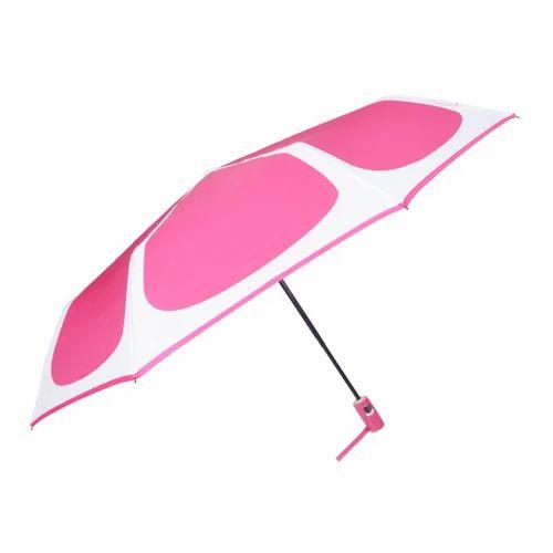 f4e881405 Printed Nylon 3 Fold Auto Open Auto Close Ladies Fashion Umbrella ...