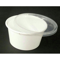 250ml Plastic Food Container