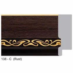 138-C Series Rust Photo Frame Molding