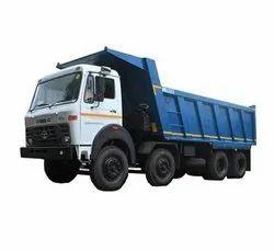 Tata LPTK 3118 - Sleeper Cab Tipper Truck, 31 ton GVW