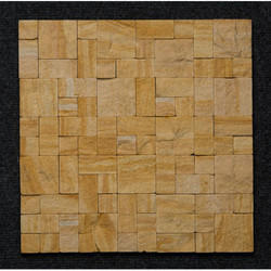 Sandstone Roman Pattern Mosaic