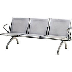 Steel Tandem Seating