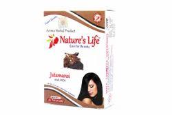 Nature's Life Jatamansi Hair Pack, Pack Size: 100 Grms