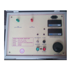 HIGH VOLTAGE NABL CALIBRATION SERVICE