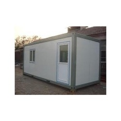 Fabricated Shipping Container