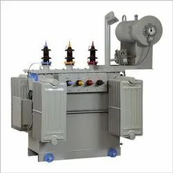 Star Connection Distribution Transformer, Capacity: Upto 5 Mva