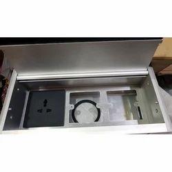 6 Module Box for Manual Table