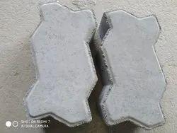 Grey Cement Concrete Pavers, For Pavement
