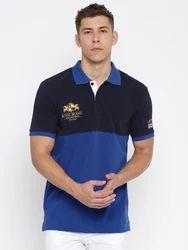 Cotton Men's Fashion Polo T Shirt