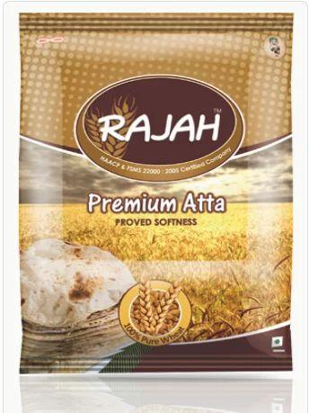 Rajah Best Premium Whole Wheat Flour Atta - Rajah Group Of