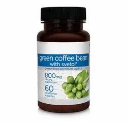 Green Coffee Bean with Svetol Capsule