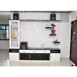 Multicolor TV Cabinet