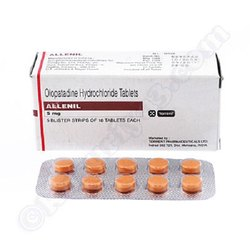 5 mg Olopatadine Tablet