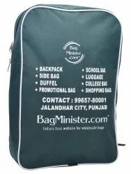 institute bag Unisex Stylish Backpack for Coaching Centers-2, Size: 11*16.5 Inches