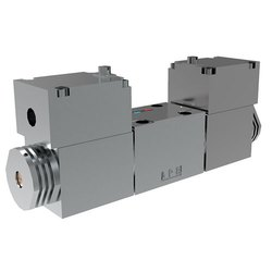 4/2 and 4/3 Directional Control Valve, Solenoid Operated, Heavy-duty Design
