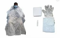 Non Woven Hair Cutting Kit, Size: Large