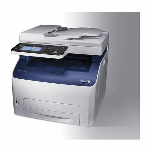 Dell Xerox Workcentre 6027 And Ni Multifunction Printer Xerox All