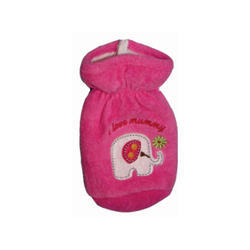 Small Baby Terry Bottle Cover