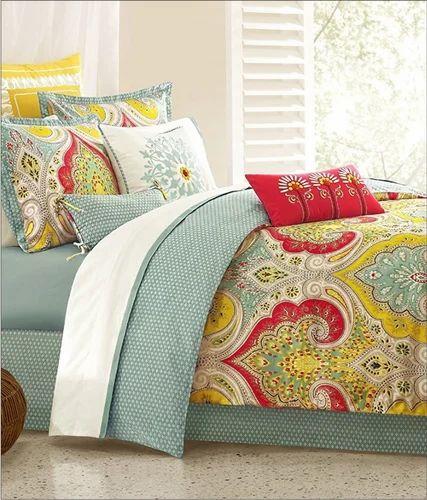 Royal Garden Bedsheet (Set of 3pcs)