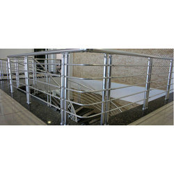 Stainless Steel Handrail Work