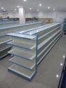 Supermarket Rack With End Rack