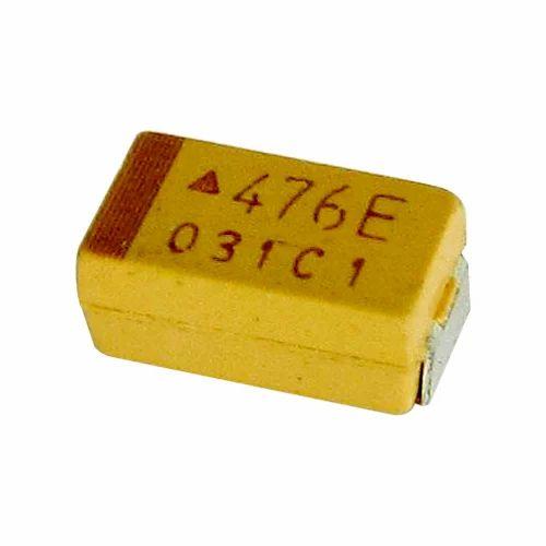 100 Mah Tantalum Capacitor  For Ht  Rs 5   Piece  Cirkit