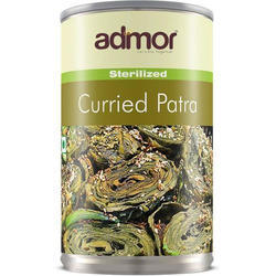 Canned Curried Patra