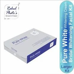 Rahul Phate''''s Pure White Bridal Whitening Facial Kit
