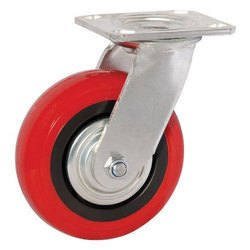 Vulkoprin PU Trolley Wheels
