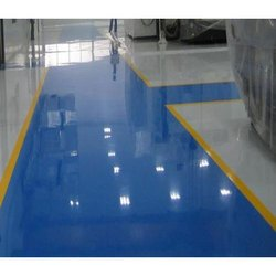 Self Dispersing Epoxy Floor Coating Service