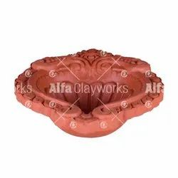 Terracotta Clay Diya
