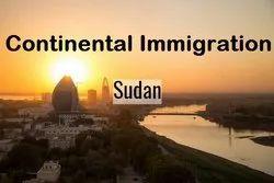 Single Sudan Tourist Visa Consultancy Service, India