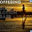 Sulphate Free Body Lotion Base