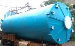 PP-FRP Chemical Storage Tanks