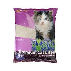 Lavender Flavor Cat Litter