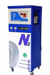Automatic Nitrogen Tyre Inflator