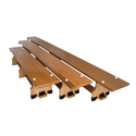 Asko Wooden Gymnastics Bench