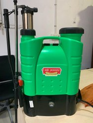 Heavy Duty Battery And Manual Dual Function Sprayer