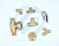 Brass Forging Parts