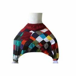 Cotton Printed Designer Afghani Trouser