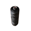 High Tenacity Polyester Black Twine For Textile Industry