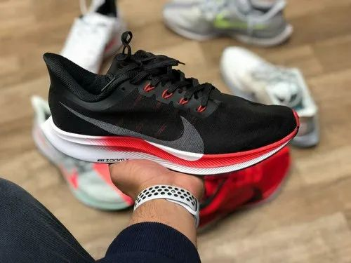 Black Nike Zoom x Running Shoes, Rs